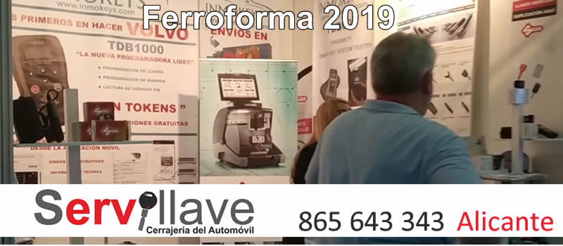 Industry Tools by Ferroforma 2019 servillave Alicante